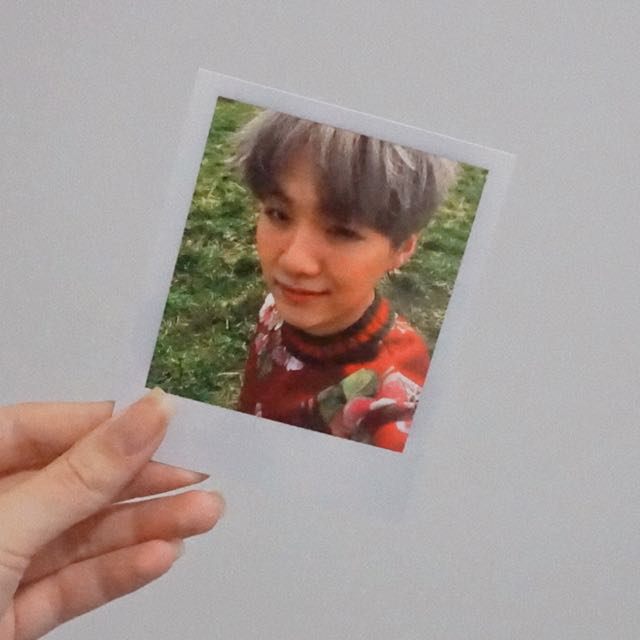 BTS SUGA YOUNG FOREVER