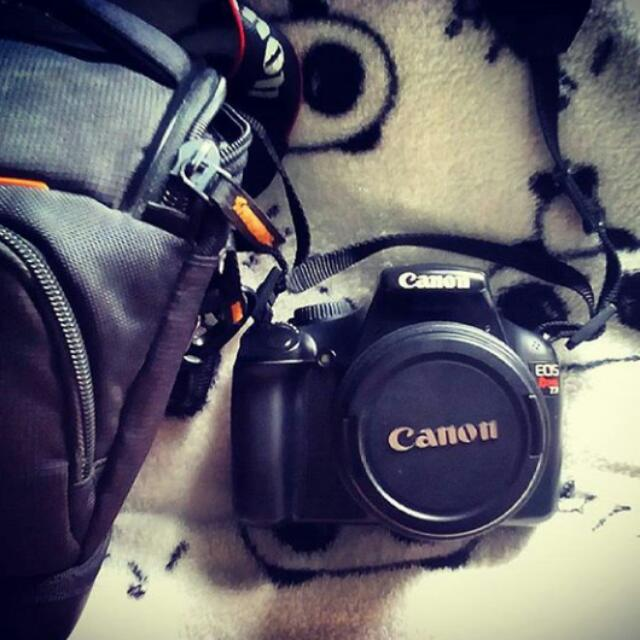 Canon Rebel T3 (1000D) DSLR