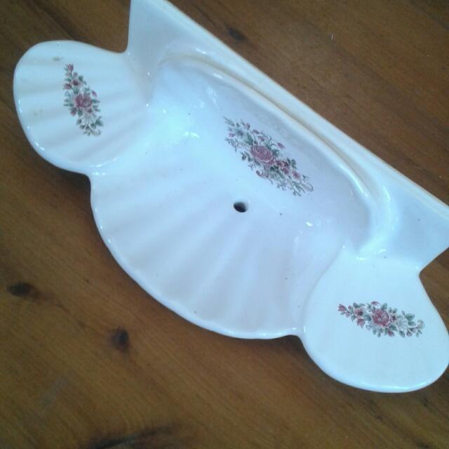 Ceramic Soap Holder