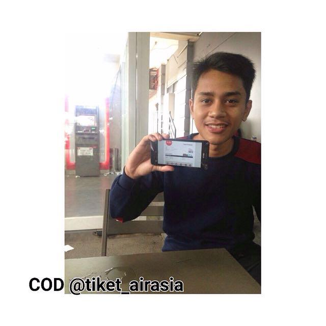COD Tiket