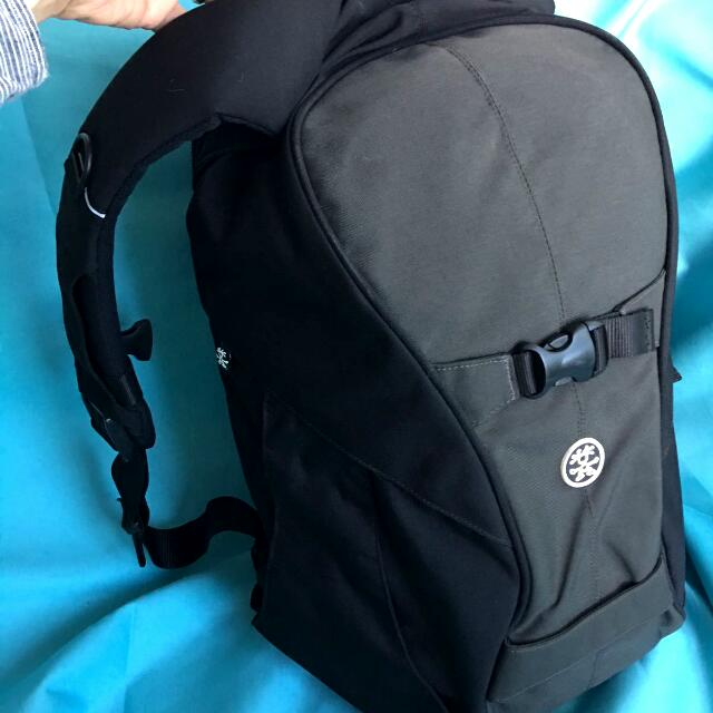 Crumpler Photograher Camera Backpack
