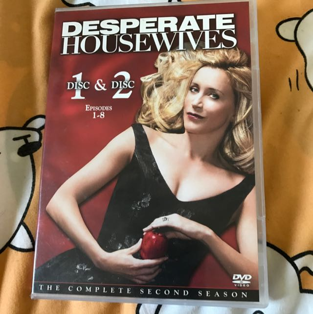 Desperate Housewives Season 2 Music Media Cds Dvds Other Media On Carousell This article contains episode summaries for the second season of desperate housewives. desperate housewives season 2