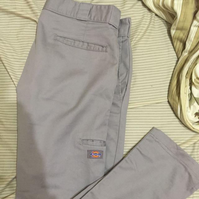 Dickies淺灰色褲子