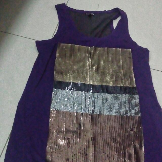 Express Sequenced Sleeveless
