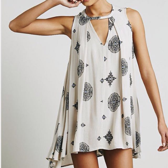 Free People Tunic Dress New Without Tags Size Small