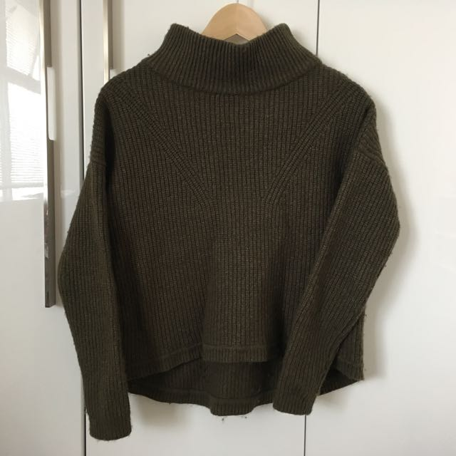 French Connection Wool Knit Small