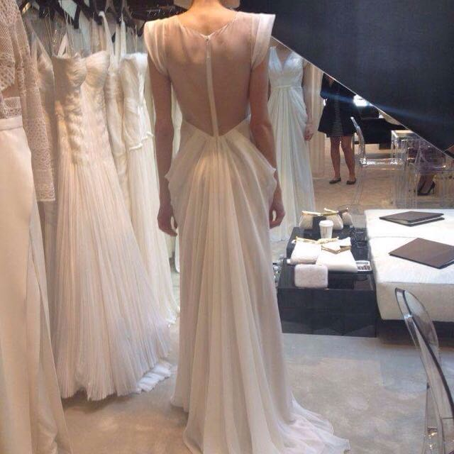 French Romantic Wedding Gown Bridal Dress, Luxury, Apparel on Carousell