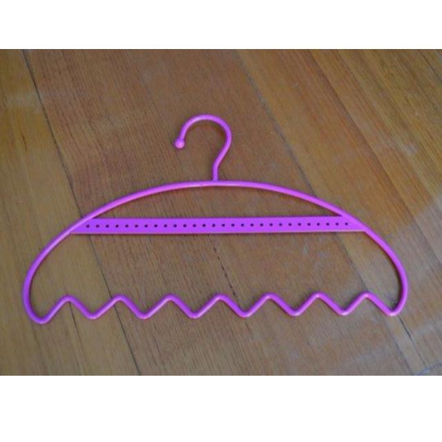 Fuschia Blingit Hangit Jewellery Hanger Display