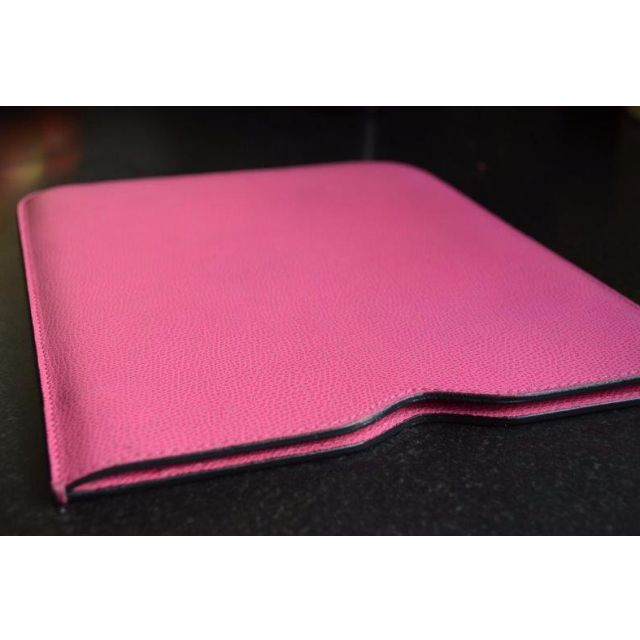 Genuine leather ipad / tablet cover