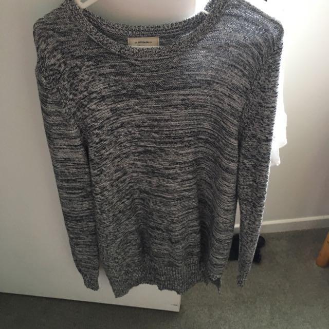 Grey Cotton On Knitwear