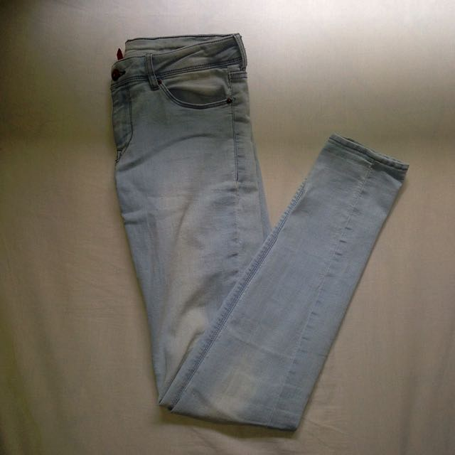 H&M Light Blue Jeans