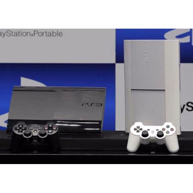 PS 3 Super Slim Hdd 250GB Paket Full Game Inject + 1 Stick Wireless, Video