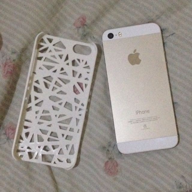 Iphone 5s Gold FU 16gb
