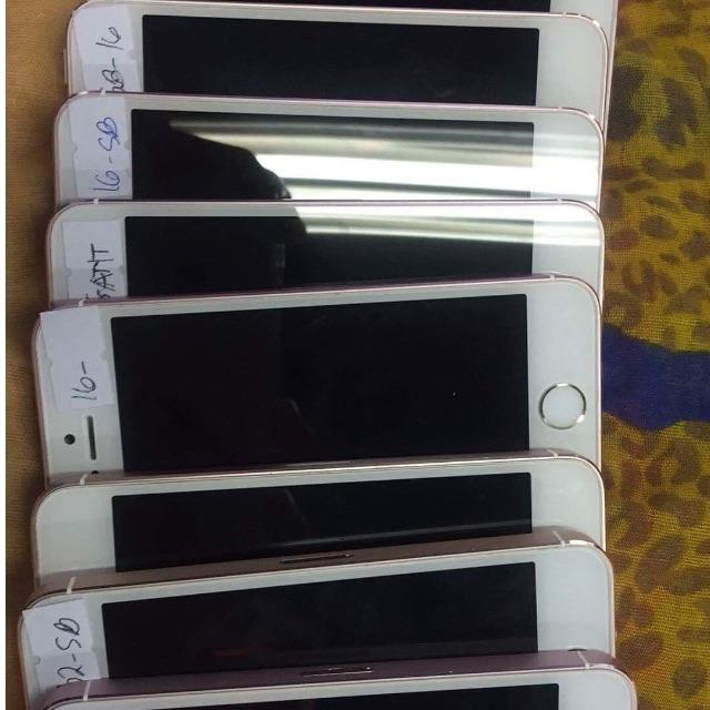 IPHONE 5S ROSEGOLD