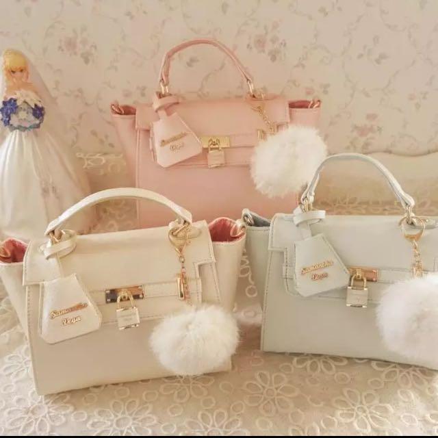 Japanese Samantha Vegas Handbag