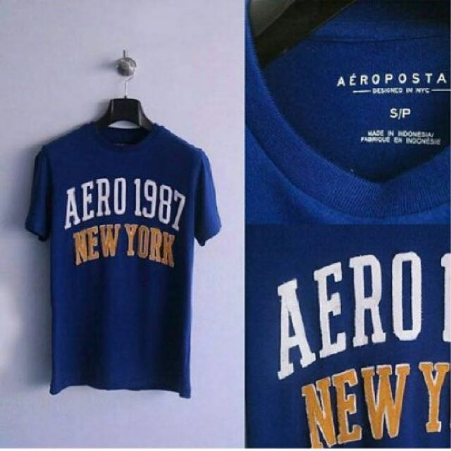 Kaos Lengan Pendek Aeropostale New York