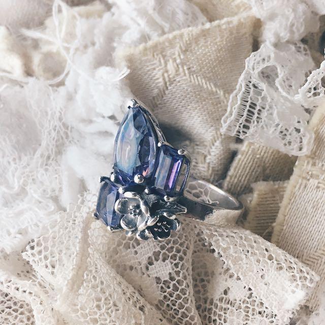 Karen Walker Ring (Amethyst)