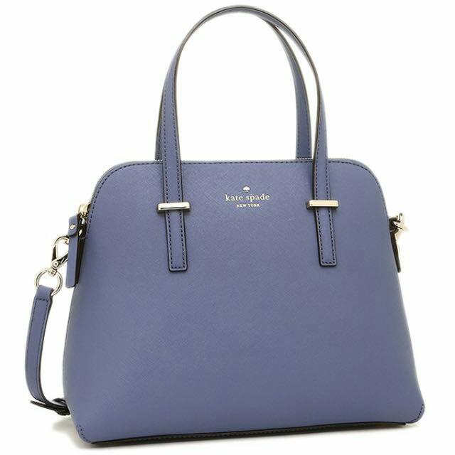 REPRICE!! Kate Spade Cedar Street Maise Oyster Blue Medium,  Authentic & Murah Banget