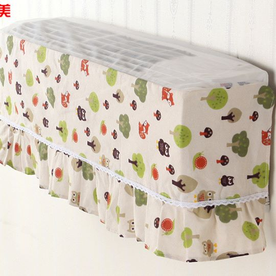 Korean  Generous Air Conditioner Cover
