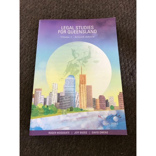 Legal Studies Textbook