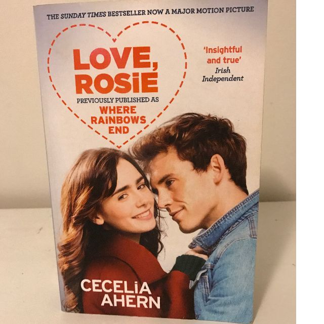 Love Rosie (where rainbows end) Book