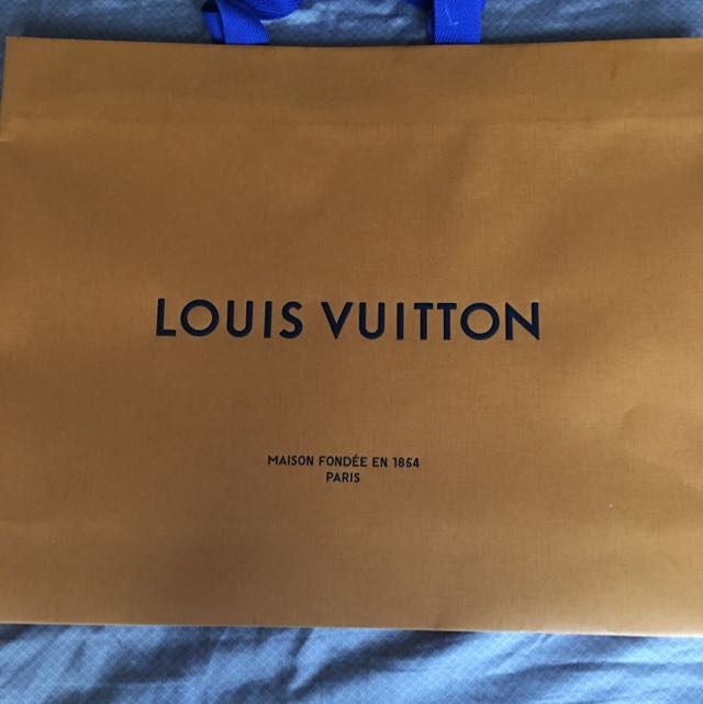 LV精品紙袋