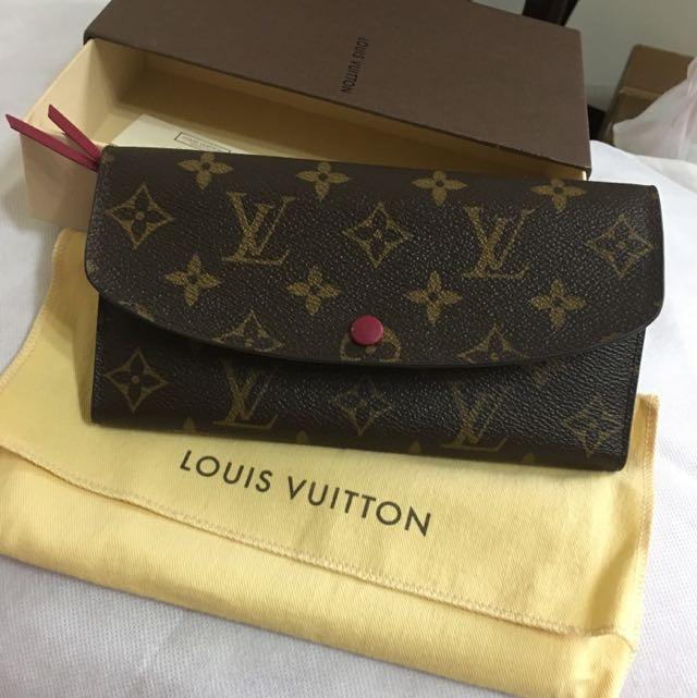 LV Long Wallet