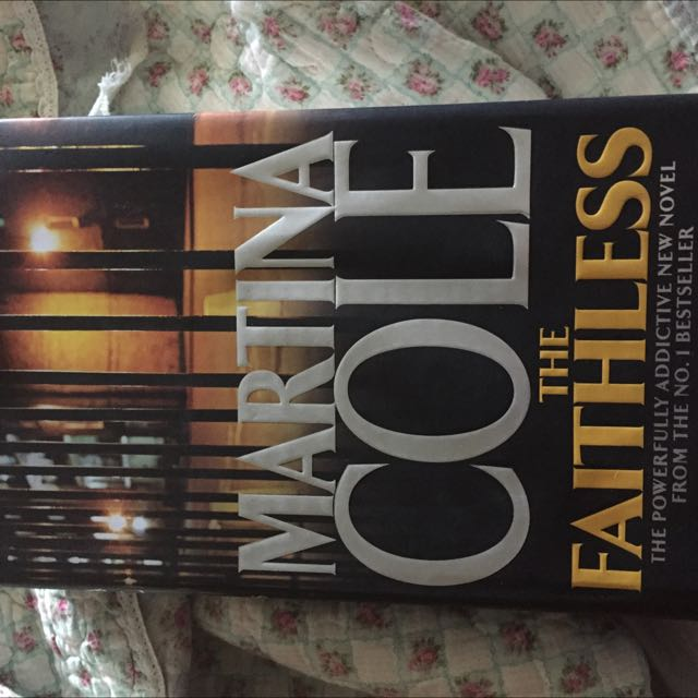 Martina Cole The Faithless