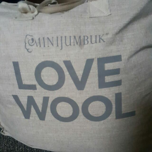 Minijumbuk Everyday WOOL QUILT