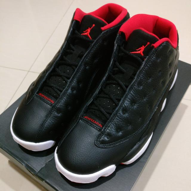 best loved 5c260 78f97 (Original) Air Jordan 13 Low BRED