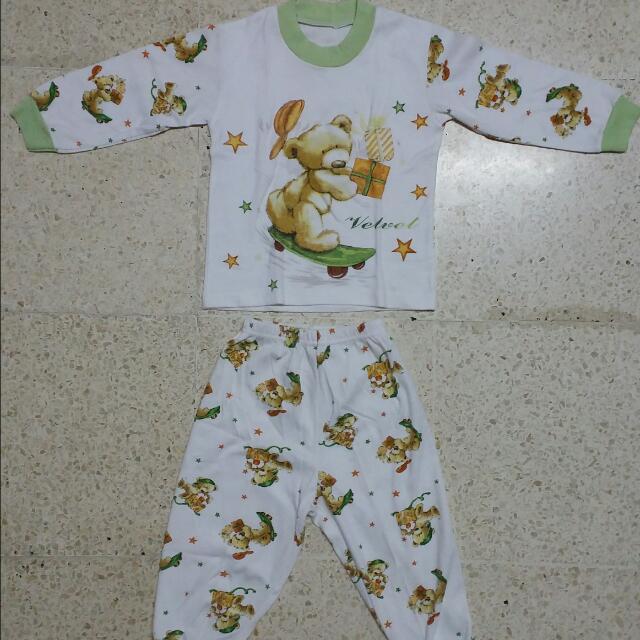 Pajamas - Green