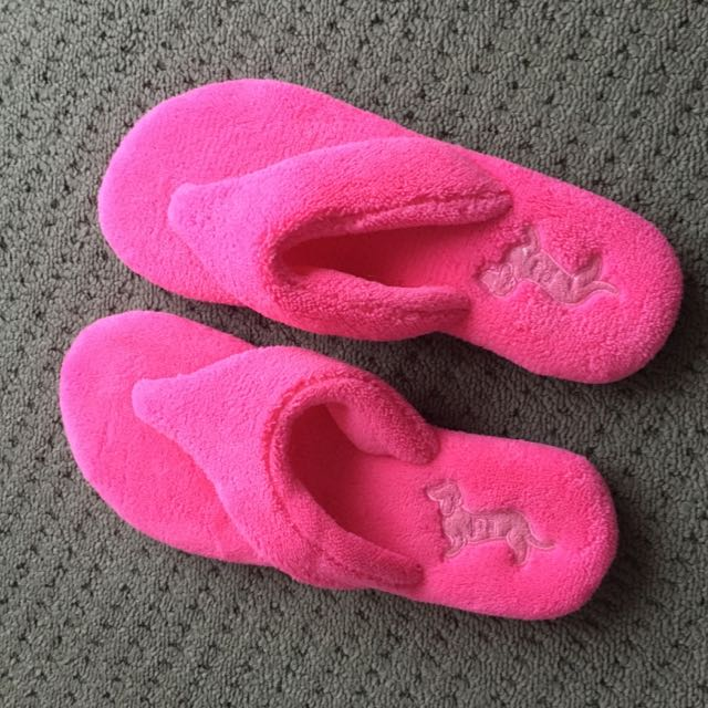 Peter Alexander Slippers Thongs Size 7-8