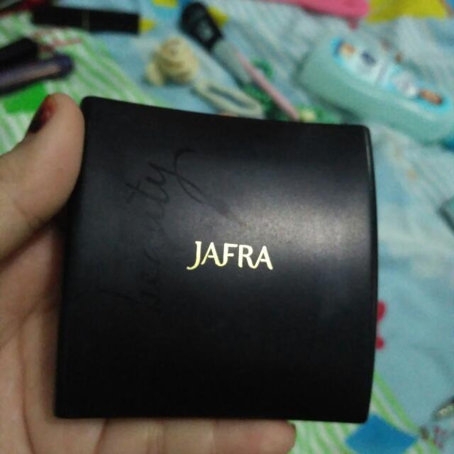 Preloved Bedak Padat Pressed Powder BY Jafra