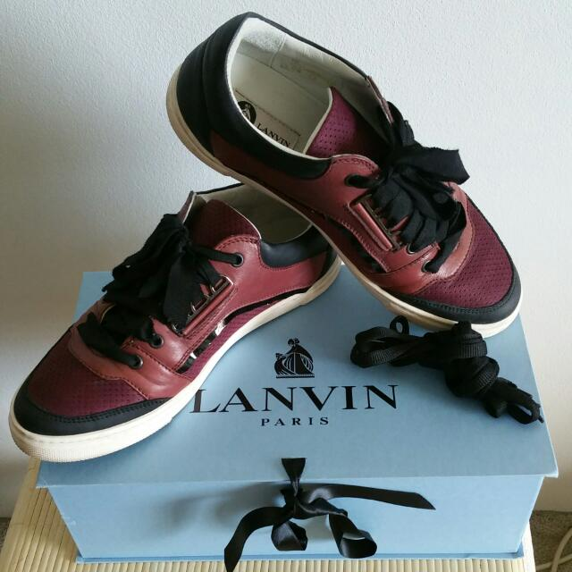 Preloved Lanvin Sneakers sz 40 - Womens -