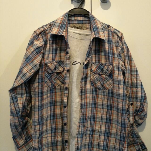 Pre-owed Men T Shirt