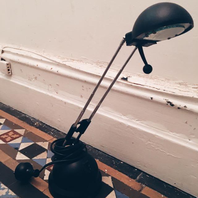 Retro Black Desk Lamp
