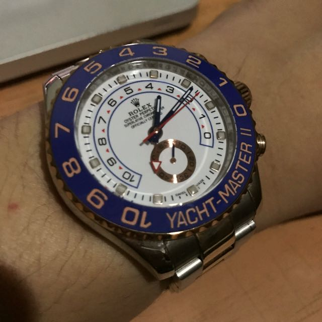 Rolex Yachtmaster 2 Replica Second