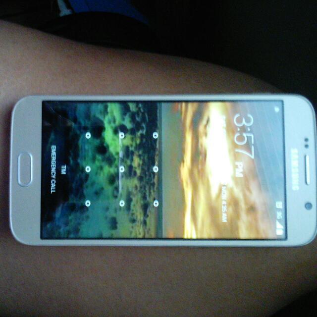 Samsung S6 Korean .