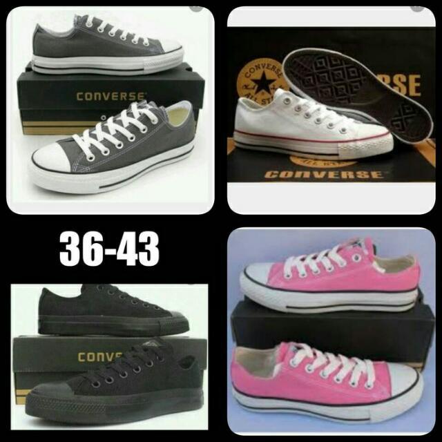 Sepatu Converse All Star Murah 1d0e0d174b