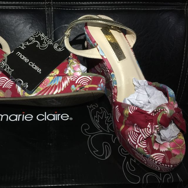 Wedges Marie Claire MURAH