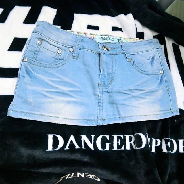 ✨俏麗短褲裙(S或M)