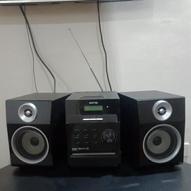 Soniq Speakers