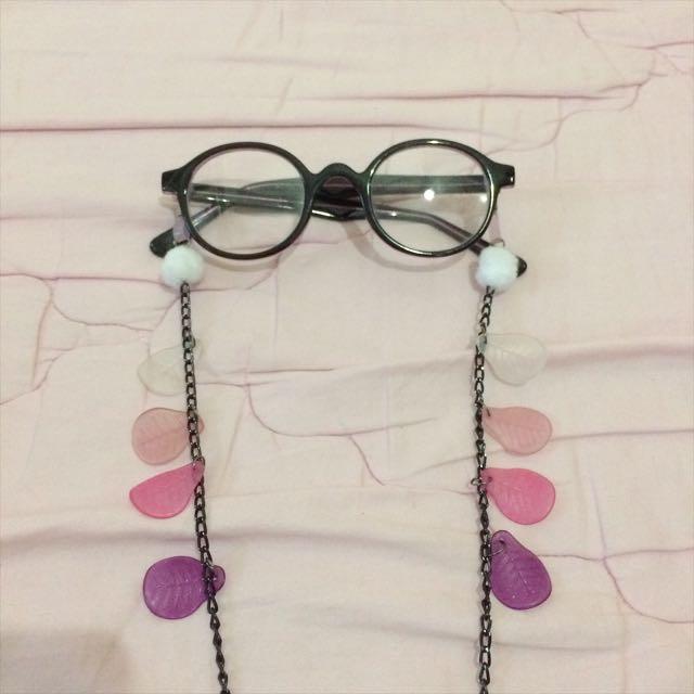 Strapglassess Purple