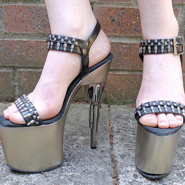 Stripper Heels / Gun Heel Platforms