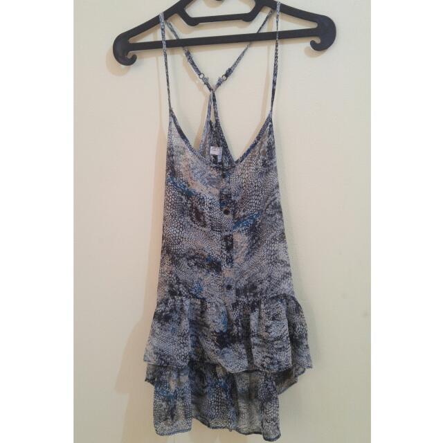 Tank Top Cotton On (Beach Dress)