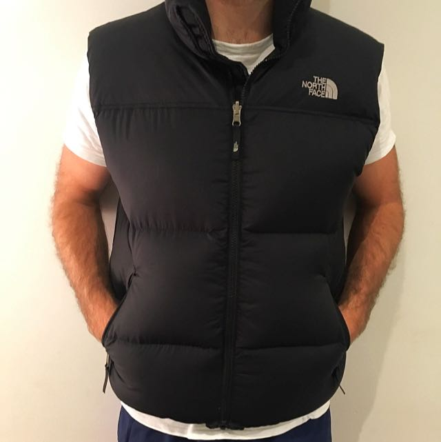 The North Face Sleeveless Puffer Vest