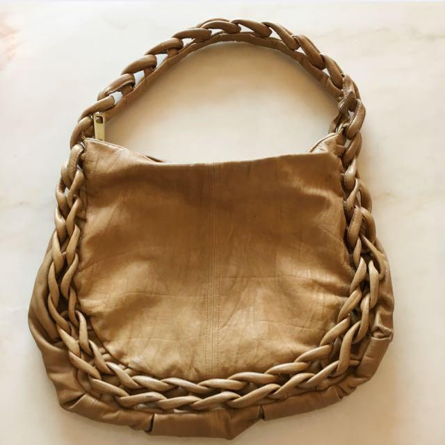 4ac29122aa PRICE SLASH  Topshop Genuine Leather Bag