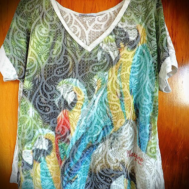 Tropical Brazilian Shirt
