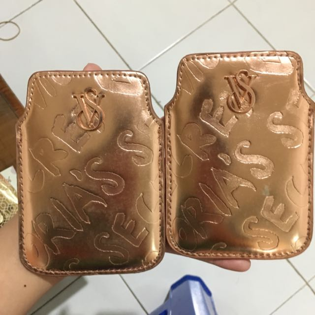 Victoria Secret Rosegold Case