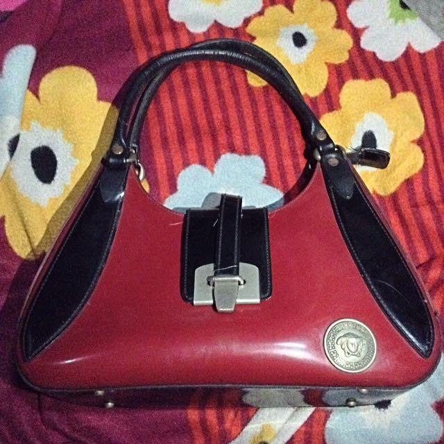 Vintage Versace Shoulder Bag
